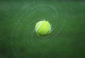 Tennis ball image
